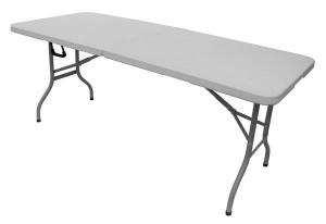 grote witte tafel